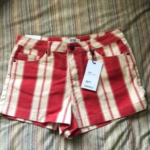 Forever 21 high rise shorties